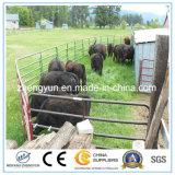 Dehnbarer Metallbauernhof- mit Viehhaltungbereich-Zaun