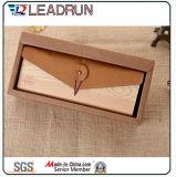 Het houten Verpakkende Vakje van de Vertoning van het Vakje van de Verpakking van het Vakje van de Pen van de Vertoning van het Document van het Vakje van de Pen van de Gift van het Potlood Plastic (YSN10)