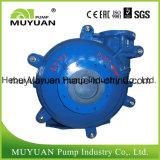 Pompe centrifuge de boue d'alimentation résistante à l'usure de cyclone