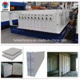 Pré-fabricar a máquina de pouco peso da construção do muro de cimento