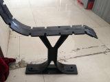 鉄の鋳造の庭の足を搭載するOEMの金属のベンチの足