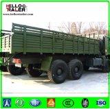 Тележка грузовика сброса тележки Tipper 30t Sinotruk 6X4 HOWO тяжелая