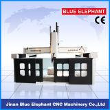 Ele-3030 размер филировальной машины CNC оси стиропора 4 подгонянный