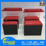 Elektrische Fahrzeug-Leitungskabel-Säure-Batterie 6-Dzm-12 12V12ah für Bangladesh-Markt