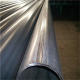 穏やかなWelded Black API 5L X80 Pipe Steel Tube Oil Pipe
