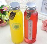 250ml Wholesale trinkende Glasflasche, Glaswasser-Behälter, Saft-Verpacken
