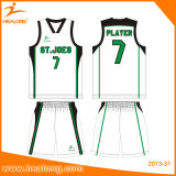 Healong Sublimation Baseketball konstanter Basketball Jersey