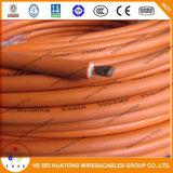 Супер гибкий кабель электрической сварки от сразу фабрики