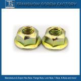 Aller Metalltyp maßgebliche Anziehdrehmoment-Flansch-nuß