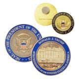 Pièce de monnaie 3D militaire d'enjeu de pièce de monnaie de souvenir de pièce de monnaie commémorative faite sur commande de pièce de monnaie