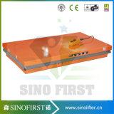 plate-forme statique bon marché de levage de ciseaux de 3000kg 3ton avec du CE