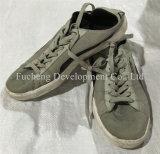 Zapatos usados deporte grande del hombre de la talla para el mercado de África