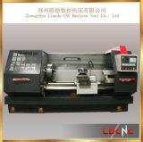 Ld260A niedriger Preis förderndes CNC-Rohr, das Drehbank-Maschine verlegt