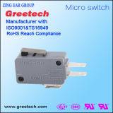 Conetar o micro interruptor para o aparelho electrodoméstico