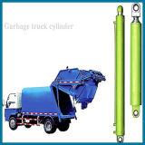 Cilindro hidráulico para el carro de basura/el carro del saneamiento