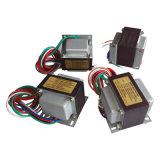 コミュニケーションPrductsのための75W DCの出力によって薄板にされる変圧器