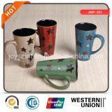 Hotsale verglaasde de Ceramische Mok van de Koffie