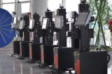 машина маркировки лазера волокна 30W Ylpf-30qe для неметалла трубы PP/PVC/PE/HDPE/UPVC/CPVC пластичного