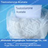 Acetato esteroide androgénico de la testosterona para ganar y para mantener la masa magra 1045-69-8 del músculo