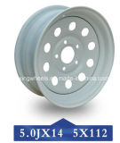 북아메리카 Market를 위한 14 인치 Trailer Steel Wheel