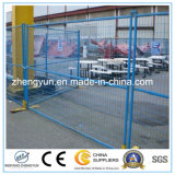 2017 Online Shopping Nuevos Productos Galvanized Canada Temporary Fence,