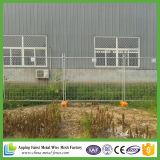 Austrilian Art 2.1*2.4m schweißte temporäre Fertigung des Zaun-(Fabrikpreis)