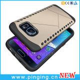 Caja del teléfono celular del blindaje para la nota 7/6/5/4 de la galaxia de Samsung