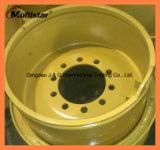 猫140gモーターグレーダー24-10.00/1.5 OTRの車輪の縁、猫120g 25-14.00/1.5の車輪の縁