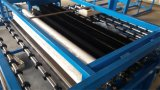 Máquina caliente de cristal horizontal de la prensa del rodillo