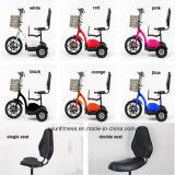 Elektrischer Mobilitäts-Roller mit Luxuxstuhl