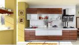 Modernes Großhandelsmelamin-kleine Küche-Schränke (zg-014)