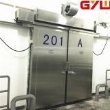 冷蔵室のための自動倍の開いた滑走の絶縁されたドア