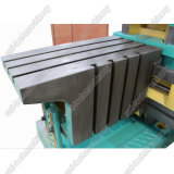 Máquina de modelagem hidráulica grande para ferramentas de cortador de metal Shaper (BY60100C)