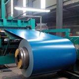 A alta qualidade PPGI galvanizou a bobina de aço para o material de construção