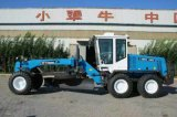 Chine Jaune ou Bleu 180HP Engine 16 Ton Motor Grader