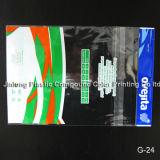 Indumento sacchetto di plastica con gancio
