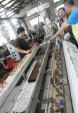 Edilizia Templates Profile Production Line in Cina
