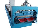 De koude Vroegere Machine van het Broodje van de Tegel van het Dakwerk van het Metaal
