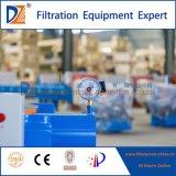 Prensa de filtro hidráulica del compartimiento 2017 para el tratamiento de aguas residuales del alcohol