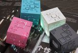 Mini altavoz de Bluetooth del cubo lindo de moda
