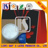 Pegamento adhesivo líquido blanco a base de agua de PVAC para el rectángulo de papel