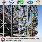 Стадион стальной структуры с самомоднейшей конструкцией