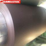 Enrugamento material de aço recentemente de construção PPGI
