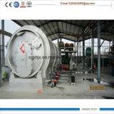 Máquina da pirólise do pneu de 5 toneladas que recicl pneus usados