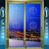 China Top10 Brand Aluminum Doors (1 panel to 8 panels)