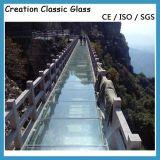 4mmの浴室の緩和されたガラスのシャワーガラス