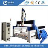 Máquina de grabado del CNC para la espuma