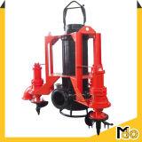 Pompa sommergibile dei residui della draga dell'agitatore idraulico