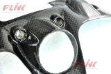 Tampa de interruptor da ignição da fibra do carbono para Ducati Panigale 1199