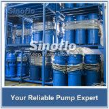뜨 높은 교류 잠수할 수 있는 축 교류 연못 물 이동 펌프